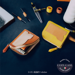 Leather Work Course – Coin Purse (Beginners)