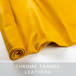 Chrome tanned Leathers