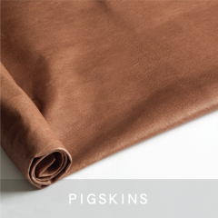 Pig skins