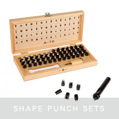 Strap & Shape Punches