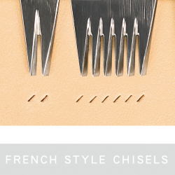 French-European Style Chisels