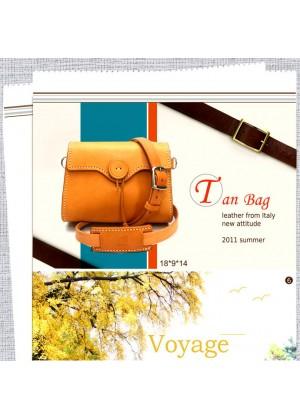 【手作皮革】單寧包 Tan Bag