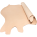 約特雕刻皮 本色 SIDE 2.0/2.4+mm