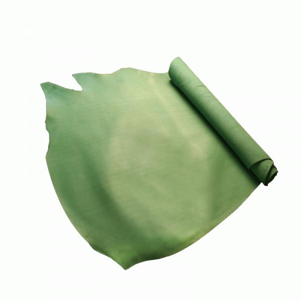 約特雕刻皮 草綠 SIDE 2.0/2.4+mm