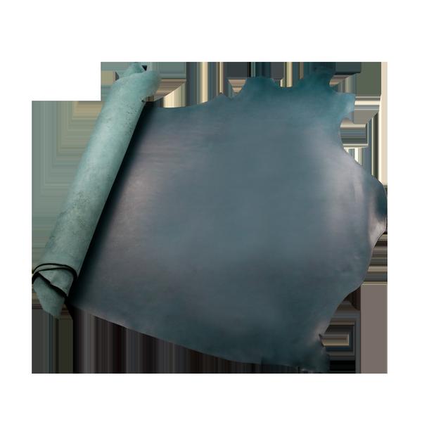 約特雕刻皮 文青藍 SIDE 2.0/2.4+mm