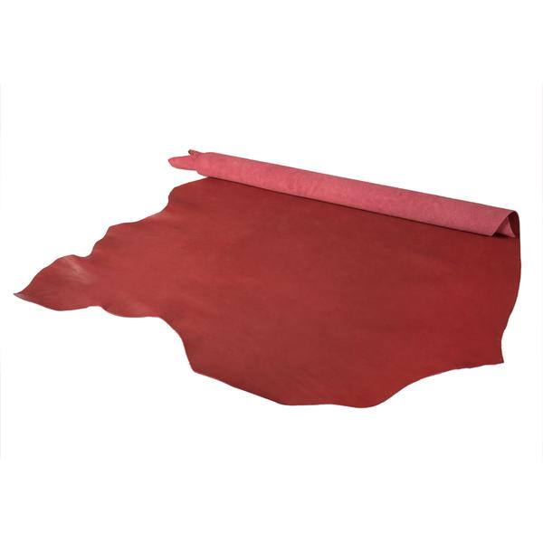 約特軟植鞣皮 紅色 2.0/2.5mm