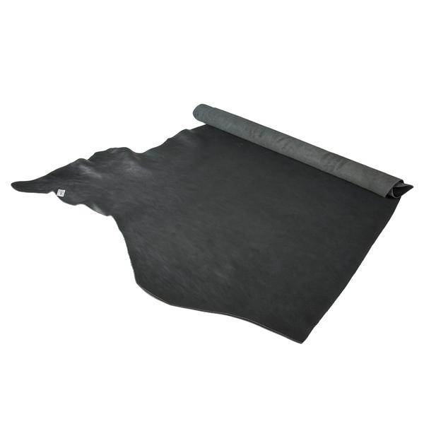 約特軟植鞣皮 黑色 2.0/2.5mm