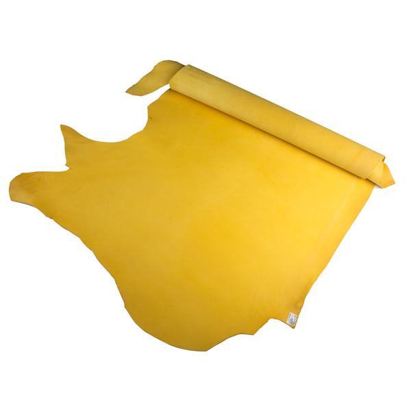夫烈區雕刻皮 黃 特級 SIDE 2.0/2.4mm