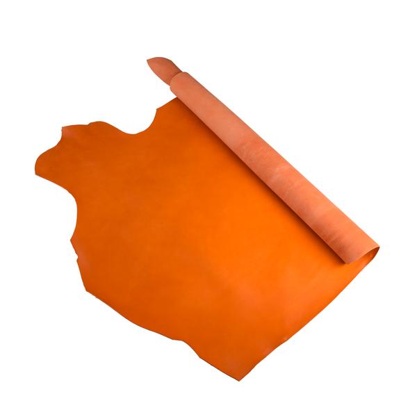 夫烈區雕刻皮 橙 特級 SIDE 2.0/2.4mm