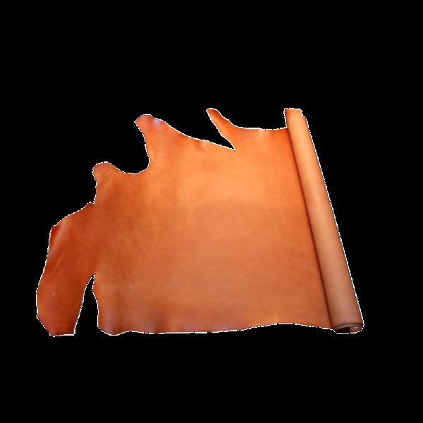 夫烈區雕刻皮 紅棕 特級 SIDE 2.0/2.4mm