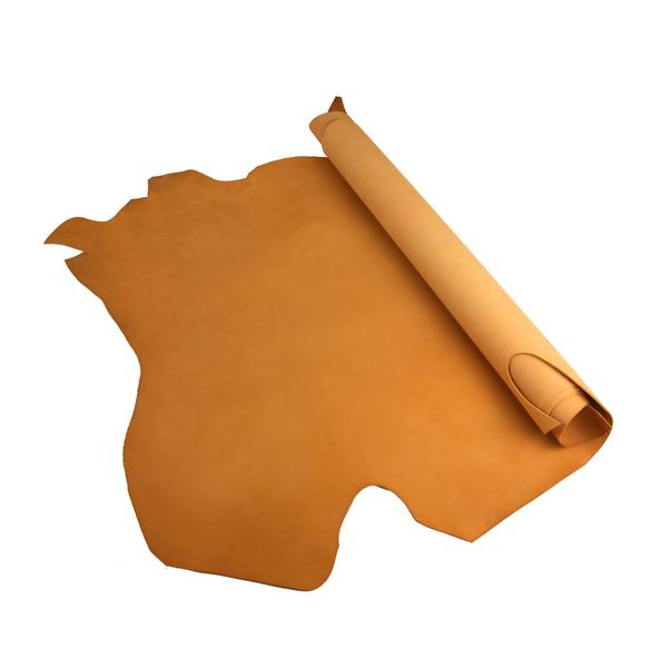 夫烈區雕刻皮 深黃棕 特級 SIDE 2.0/2.4mm