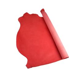 夫烈區雕刻皮 紅 特級 SIDE 2.0/2.4mm