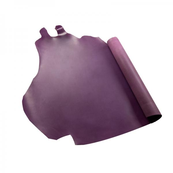 夫烈區雕刻皮 紫 特級 SIDE 2.0/2.4mm