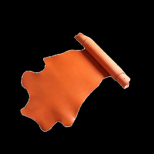 義大利布諾邊皮 栗橙色 BELLY 1.6/2.0+mm