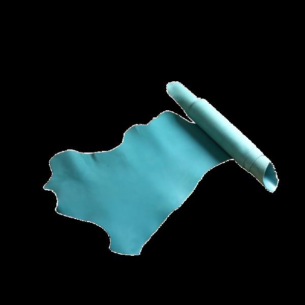 義大利布諾邊皮 海天藍 BELLY 1.6/2.0+mm