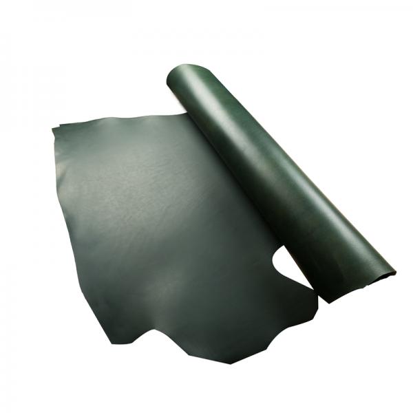 (義)米拉植鞣四方頭皮 墨綠D/S 2.5/3.0mm
