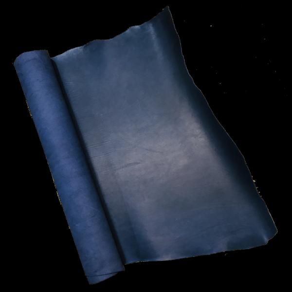 米拉植鞣四方頭皮 靛藍SQ/S 1.8/2.0mm