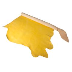 耶革拉軟植鞣牛皮 山吹 SIDE 2.6/2.7mm