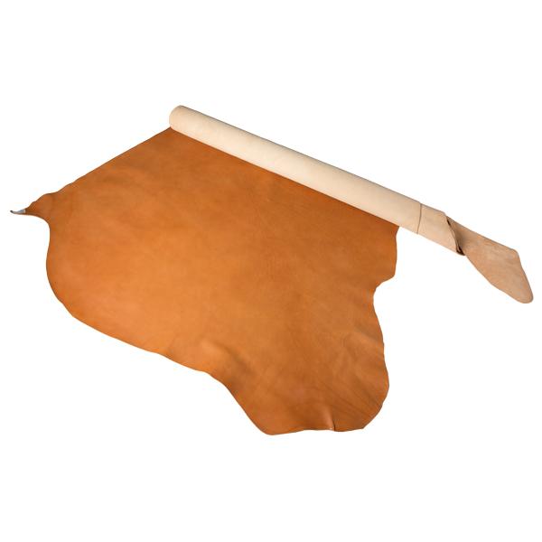 耶革拉軟植鞣牛皮 棕 SIDE 2.6/2.7mm