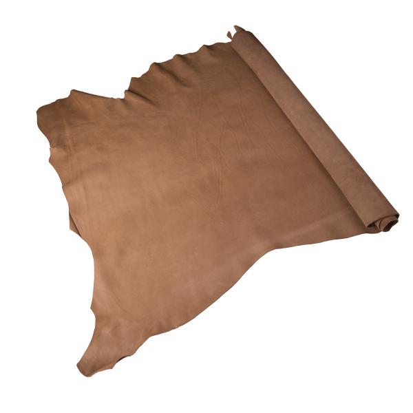 耶革拉軟植鞣牛皮 淺咖啡色 SIDE 2.6/2.7mm