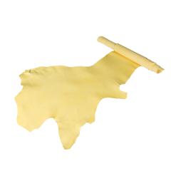 義大利布諾軟邊皮 黃色 BELLY 1.6/2.0+mm