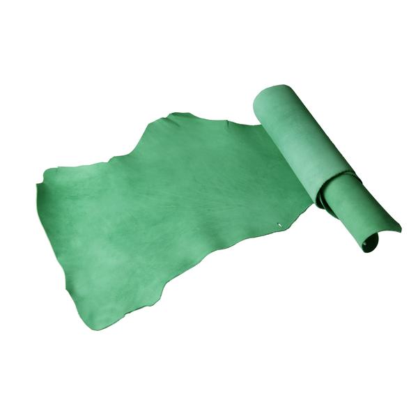 義大利布諾軟邊皮 綠色 BELLY 1.6/2.0+mm