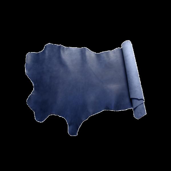 義大利布諾軟邊皮 深藍色 BELLY 1.6/2.0+mm
