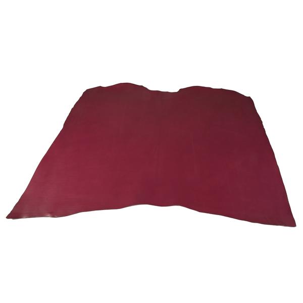 米羅皇家雙面帶皮 品紅 D/B 3.5/4.0mm