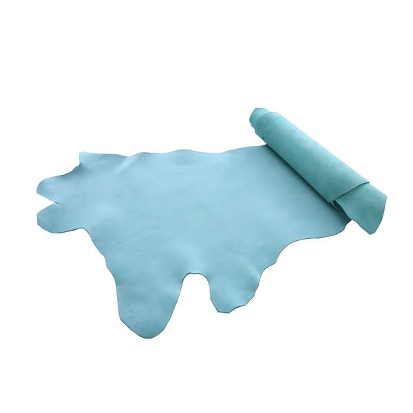 義大利刷蠟邊皮薄荷綠 1.5/2.0+mm