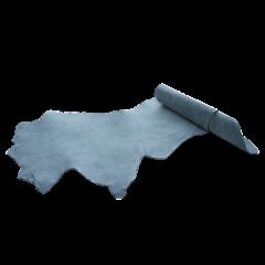 義大利刷蠟邊皮午夜藍 1.5/2.0+mm