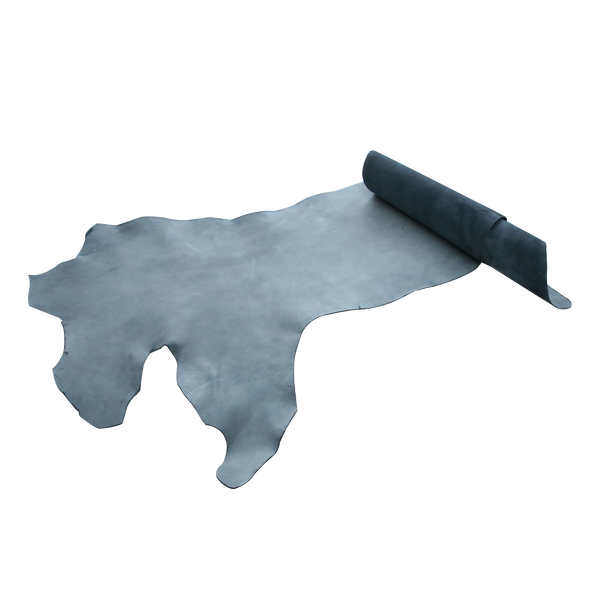 義大利刷蠟邊皮曜石黑 1.5/2.0+mm