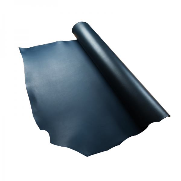 米拉植鞣雙面四方頭皮 深藍D/S 2.5/3.0mm