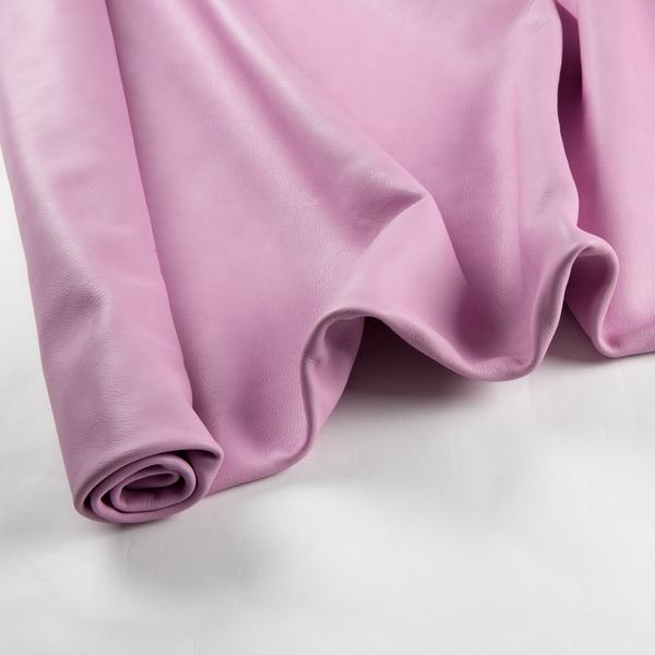 義大利拿帕軟牛皮 全裁 粉紫色 1.2/1.4mm