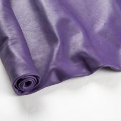 義大利拿帕軟牛皮 全裁 紫色 1.2/1.4mm