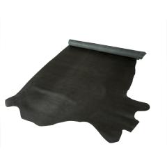 義大利牛皮 豬紋 黑 SIDE 1.2/1.4mm