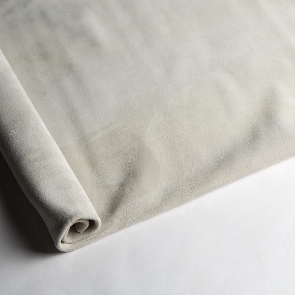 義大利牛麂皮 象牙白 1.4/1.6mm
