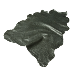 Sheep Skin Crinkled Green 0.7-0.9mm