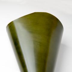 日本油感植鞣馬臀皮 綠色I級 1.7+-
