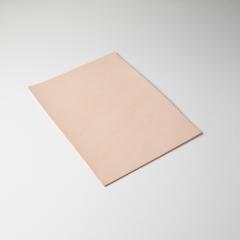 美洲植鞣革裁片 本色 B級21*29cm 不折扣