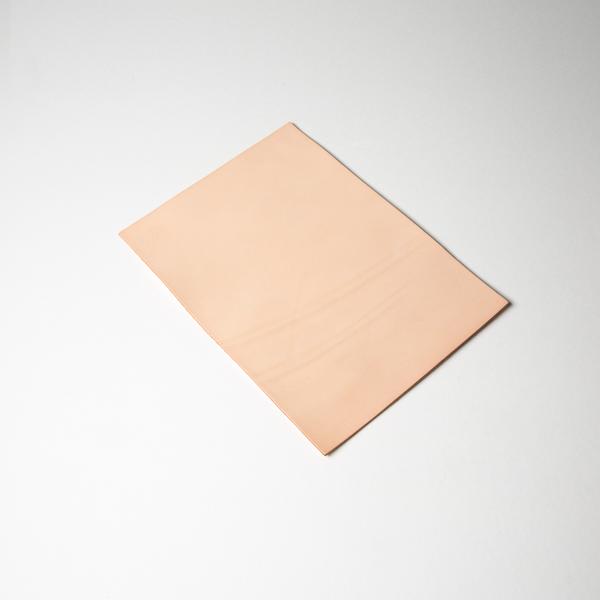 歐洲植鞣革裁片 本色 C級21*29cm 不折扣