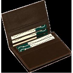 名片信用卡夾 咖 16x11cm