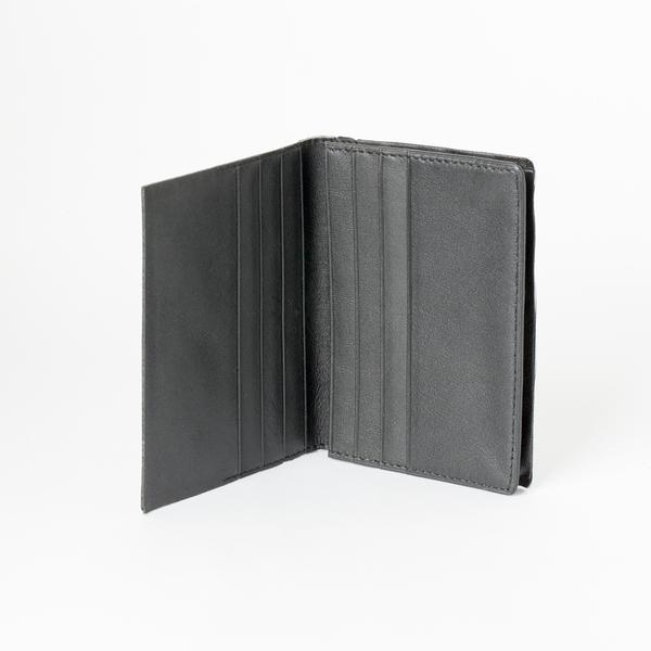 名片信用卡夾 黑 16x11cm