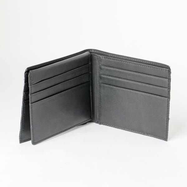 信用證件短夾 黑 21.5x9cm