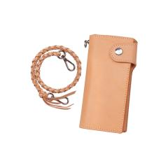印地安手縫腰煉長夾 24.5x18cm