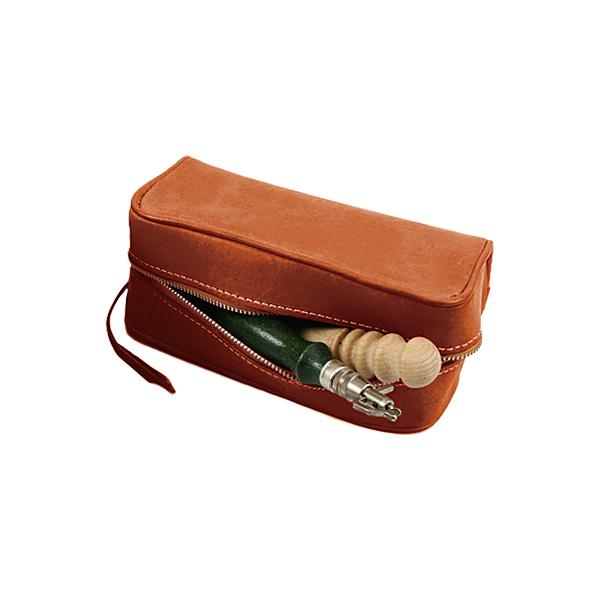 印地安手縫革工具包 18x8cm