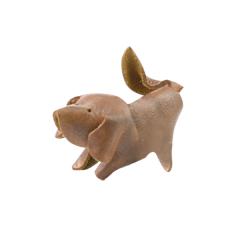 皮塑動物 長耳狗 7x7cm