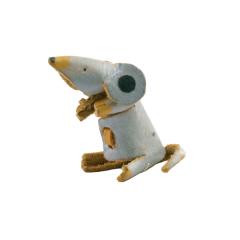 皮塑動物 鼠 7x7cm 1入