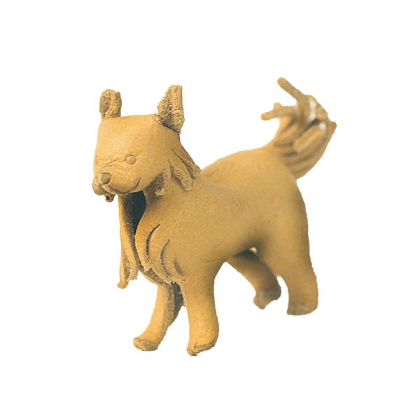 日製皮塑 博美犬-售完為止