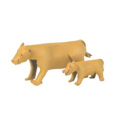 日製皮塑 親子獅-售完為止