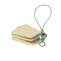 日製皮飾 三明治 3x2x1.2cm-售完為止
